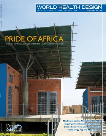 Pride of AfricA - the International Academy of Design and Health