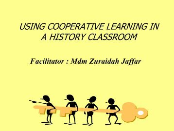 history of cooperative learning