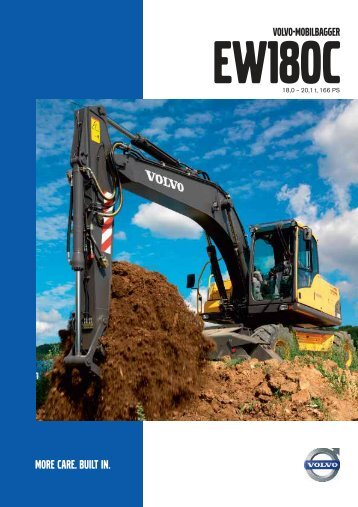 VOLVO-MOBILBAGGER - Volvo Construction Equipment