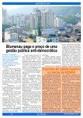 Novas enchentes em Blumenau e no Vale do Itajaí - aeamvi ... - Page 6