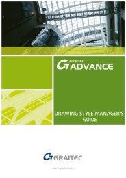 Kapitel 2 Eigenschaften der Zeichnungsstile - Graitec