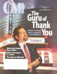 The Guru of Thank You