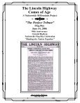 Flag Day Packet to the Mayors - The Lincoln Highway National ... - Page 6