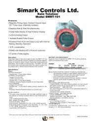 Simark Controls Ltd.