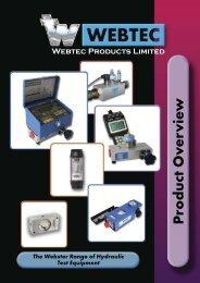 webtec instruments product overview - Coastalhydraulics.net