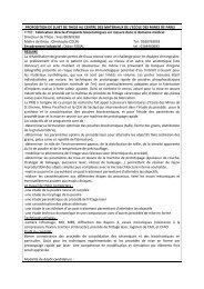 PROPOSITION DE SUJET DE THESE AU CdM_Osseomatrix-Mines