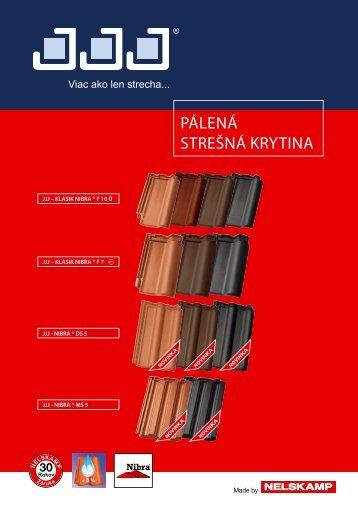 Katalóg NELSKAMP - pálená strešná krytina (pdf)