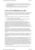 IT pædagogisk dimension i læreruddannelsen Indhold ... - Page 3