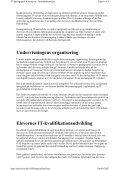IT pædagogisk dimension i læreruddannelsen Indhold ... - Page 6