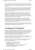 IT pædagogisk dimension i læreruddannelsen Indhold ... - Page 7