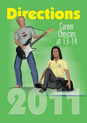 Career Choices at 13-14 - Calderdale and Kirklees Careers Service ...