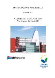 copertina forlì 2011 - Herambiente - Il Gruppo Hera