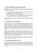 Country profile on rural characteristics Spain - RuDI - Page 5