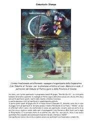 Comunicato Stampa - Edizioni Junior