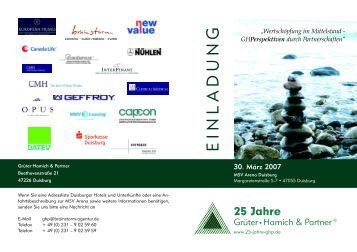 Einladung 25 Jahre.p65 - 25-jahre-ghp.de