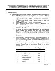 Page 1 of 5 - Department of Health & Family Welfare