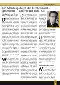 GEIST und GLAUBEN, Februar 2007 - Montanuniversität Leoben - Page 5
