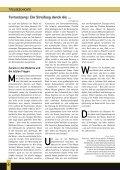 GEIST und GLAUBEN, Februar 2007 - Montanuniversität Leoben - Page 6