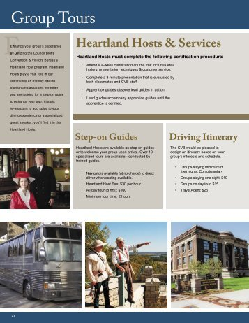 Planner Guide A1.06 - Council Bluffs Area Chamber of Commerce