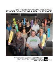Space Utilization Study - School of Medicine & Health Sciences ...