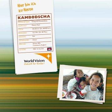 Kambodscha - World Vision