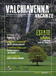 VACANZE - Valchiavenna