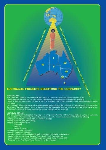 Service Brochure - Sai Australia