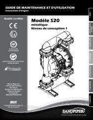 Modèle S20 métallique Niveau de conception 1