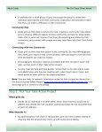 The Girl Scout Silver Award - Adult Volunteer Guide - Girl Scouts of ... - Page 6