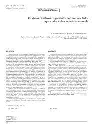 Cuidados paliativos en pacientes con enfermedades ... - ORCPex