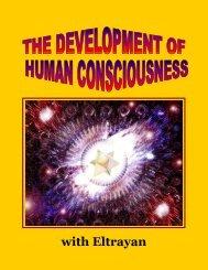 Development Of Human Consciousness - Cosmic Internet Academy