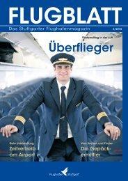 Ausgabe 2/10 - Flughafen Stuttgart