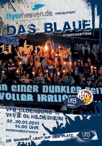 unsere aktion für sie: 5% für sie, 5% für den - VfB Oldenburg