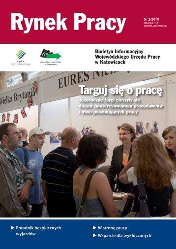 Targuj się o pracę - Wojewódzki Urząd Pracy w Katowicach