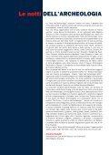 Le notti deLL'archeoLogia - Turismo in Toscana - Page 3