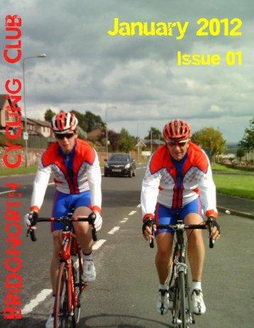 Road Bike Secretary - Bridgnorth Cycling Club