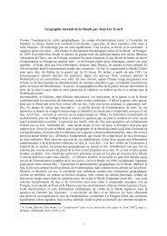 1 Géographie mentale de la Shoah, par Jean-Luc Evard - Stalker