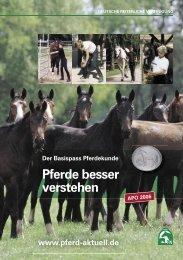 Pferde besser verstehen - Reit- und Fahrverein Mindelstetten eV