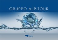 I L P A S S A P O R T O - Gruppo Alpitour