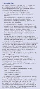Passenger's Charter - Northern Rail - Page 3