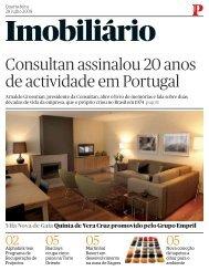 Consultan assinalou 20 anos de actividade em Portugal - Público