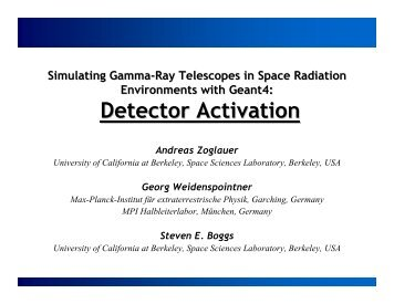 What is MGGPOD? - X-ray Astronomy Group at ISAS