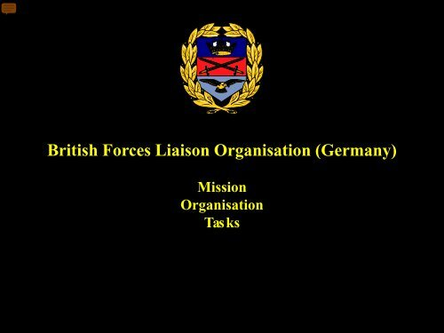 BFLO(G) Facts and Figures, Anglo-German Impact - British Forces ...
