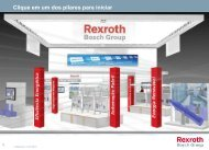 Rexroth. Securing Your Future - Bosch Rexroth