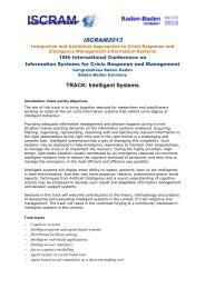 Track on Intelligent Systems - Artificial Intelligence Applications ...