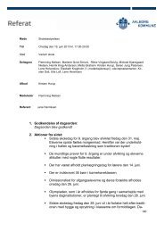 Referat juni 2013 - Vadum Skole