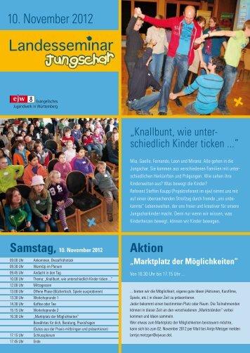 Samstag, 10. November 2012 - Ejw-manager.de