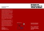 programmflyer variante rot - Ruhr-Universität Bochum