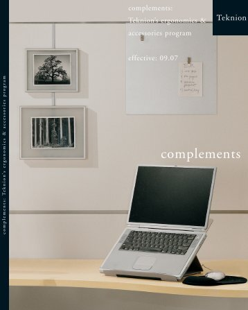 complements - The Office Furniture Group.