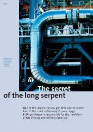 of the long serpent The secret - Spezialtiefbau - Bilfinger